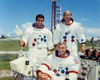 Apollo 17 Crew Portrait