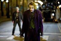 Will die Welt brennen sehen: der Joker (Heath Ledger) ...