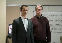 L-R: Kendall Roy (Jeremy Strong) und Connor Roy (Alan Ruck)