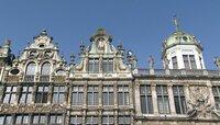 Gebäude an der Grand Place in Brüssel.