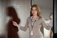 Journalistin Lois Lane (Amy Adams) beweist Scharfsinn: Nach einigen Nachforschungen ist sie Clark Kents Geheimnis auf der Spur ...