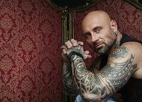 """(1. Staffel) - Ist dieses Tattoo noch zu retten? Bertram """"Berti"""" Krause trennt die tätowierte Spreu vom Weizen ..."""