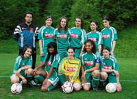 Die Girls vom FC Bethlehem Die Girls vom FC Bethlehem