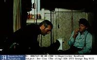 Der Trickbetrueger Johnny Hooker (Robert Redford, rechts) sucht bei dem Edelganoven Henry Gondorff (Paul Newman, links) Rat und Hilfe. Gondorff hat allerdings selbst ein kleines Problem: er muss erst einmal nuechtern werden. : Honorarfrei lediglich fuer Ankuendigungen und Veroeffentlichungen im Zusammenhang mit obiger BR-Sendung bei Nennung: Bild: BR . Andere Verwendungen nur nach entsprechender vorheriger schriftlicher Vereinbarung mit dem BR-Bildarchiv, Tel. 089 / 5900 3040, Fax 089 / 5900 3284.