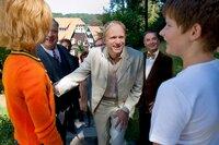 Simon Pistorius (Ulrich Tukur, M.), charismatischer und berühmter Leiter der Odenwaldschule, der legendären Vorzeige-Einrichtung der Reformpädagogik.