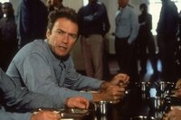 Frank Morris (Clint Eastwood)