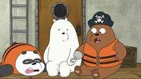 L-R: Panda, Ice Bear, Grizzly