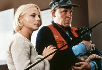 ARD DIE JÄGER - EINE MÖRDERISCHE MÄNNERFREUNDSCHAFT (jägarna), Schweden 1996, Regie Schweden 1996, am Samstag (29.01.11) um 00:45 Uhr im Ersten. Die Staatsanwältin Anna (Helena Bergström) hat endlich einen Zeugen gefunden - den geistig zurückgebliebenen Ove (Tomas Norström).