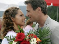 Sandra (Christina Plate) und Markus (Jan Sosniok) bekommen ihre zweite Chance.