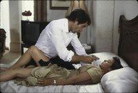 James Bond (Timothy Dalton), Pam Bouvier (Carey Lowell)