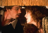 L-R: Robin Hood (Cary Elwes) and Marian (Amy Yasbeck)