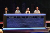 Die Kandidaten (v.l.n.r.): Christa Dorn, Tim Garbs, Johanna Ballez und Ulrich Wölfer.