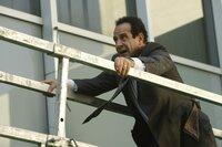 """Wird es Adrian Monk (Tony Shalhoub) gelingen, den langgesuchten """"Spitzhackenkiller"""" aus dem Verkehr zu ziehen?"""