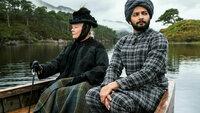 Victoria & Abdul Judi Dench als Queen Victoria, Ali Fazal als Abdul Karim. SRF/Focus Features