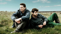 God's Own Country Josh O'Connor als Johnny Saxby, Alec Secareanu als Gheorghe Ionescu SRF/LookNow!