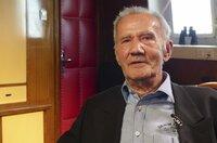 Siegfried Rohmann Erster Offizier auf der FICHTE_Hat die Bullen-Geschichte vorher tatsächlich erlebt