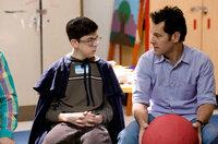 Einen Live-Actionrollenspiel-Süchtigen wie Augie (Christopher Mintz-Plasse, l.) als Partner zu haben, stellt Danny (Paul Rudd, r.) vor riesige Herausforderungen ...