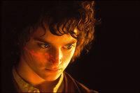Die Macht des Ringes zieht Frodo (Elijah Wood) immer stärker in seinen Bann ...