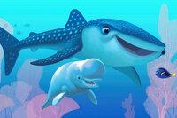 Findet Dorie Begegnungen unter Wasser SRF/Disney/Pixar