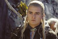 Legolas (Orlando Bloom) ist weiterhin auf der Suche nach den zwei Hobbits Merry und Pippin ...