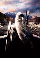 Gandalf (Ian McKellen) hat große Angst um die Zukunft von Mittelerde, denn Saurons Macht wird immer stärker ...