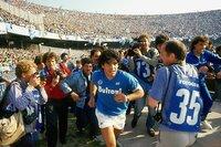 Diego Maradona   Die Verwendung des sendungsbezogenen Materials ist nur mit dem Hinweis und Verlinkung auf TVNOW gestattet.