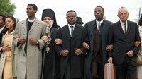 Martin Luther King (David Oyelowo, Mitte) führt den Marsch der Bürgerrechtler von Selma nach Montgomery an.