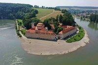Kloster Weltenburg bei Kelheim.