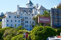 """Hotel """"Chateau Marmont"""" in Los Angeles"""