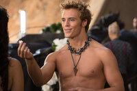 Finnick Odair (Sam Claflin) ist nicht der, für den alle im Kapitol ihn halten ...