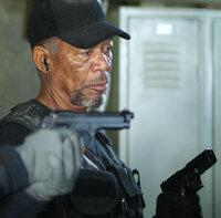 Braucht für einen neuen Coup einen Partner: Kunstdieb Keith Ripley (Morgan Freeman) ...