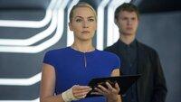 Jeanine (Kate Winslet) ist die Anführerin der diktatorischen Organisation KEN
