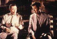 """L-R: Das """"seltsame Paar"""" Felix (Jack Lemmon) und Oscar (Walter Matthau) hat sich entschlossen, sich in Zukunft eine Wohnung zu teilen"""