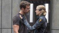 Tris (Shailene Woodley) und Four (James Theo) suchen nach einer Lösung für den Frieden.