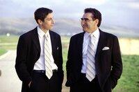 Jims (Jason Biggs, l.) Dad (Eugene Levy, r.) spart wie immer nicht mit guten Ratschlägen ...