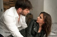 Jan (Ken Duken) und Aylin (Aylin Tezel) geraten aneinander.