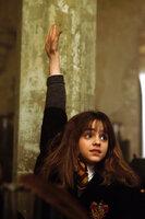 Musterschülerin Hermione Granger (Emma Watson) muss immer die Erste, Schnellste und Beste sein ...