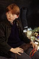 In Ron Weasley (Rupert Grint) findet Harry Potter einen richtig guten Freund, der ihm bei allen Problemen mutig beisteht ...