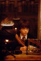 Nach dem Tod der Eltern lebt Harry Potter (Daniel Radcliffe) bei seinem bösartigen Onkel. Der Junge weiß nicht, dass seine Eltern Zauberer waren und er als Einziger einen Angriff des bösen Lord Voldemoort überlebte. Doch dann erhält Harry eine Einladung, die berühmte Zauberschule Hogwarts zu besuchen ...