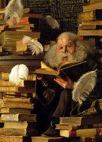Unterrichtet die Neuzugänge der berühmten Hogwart Schule für Zauberei: Professor Flitwick (Warwick Davis) ...