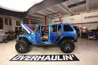 Sydney Stevenson?s overhauled off-road Jeep.