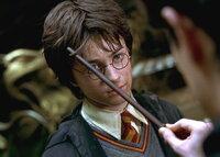 Muss all seine Zauberkünste einsetzen, um dem Spuk ein Ende zu bereiten: Harry Potter (Daniel Radcliffe) ...