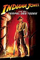 Indiana Jones und der Tempel des Todes - Artwork