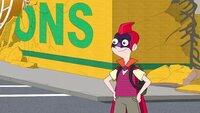"Milo Murphy (voiced by ""Weird Al"" Yankovic)"