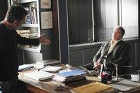 Dr. Cal Lightman (Tim Roth, l.) und Gil Grady (Michael McGrady)