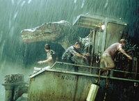 Jurassic Park III Auf dem Land, im Wasser und aus der Luft greifen die Dinos an SRF/2001 Universal Studios