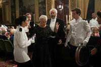 Die Frau des Nobelpreisträgers Glenn Close als Joan Castleman (M.), Jonathan Price als Joe Castleman SRF/2017 Impuls Pictures AG