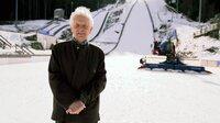 Georg Thoma  aus Hinterzarten, 1960  Olympiasieger in der nordischen Kombination, ist von klein auf Strapazen gewohnt. Als Hütejunge arbeitet er viele Jahre auf fremden Höfen und hütet unter anderem Ziegen. Im Winter aber sind alle Kinder in ihrer Freizeit immer auf den Skiern unterwegs.