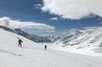 Die Gletscher der Alpen sind wichtige Wasserspeicher. Ihr Abschmelzen wird genau untersucht, um Zukunftsszenarien zu berechnen.