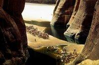 Guelta Archai gilt als eine der Ur-Amazonasquellen.